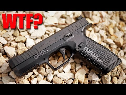 Archon Type B 9mm Pistol: What A Disappointment