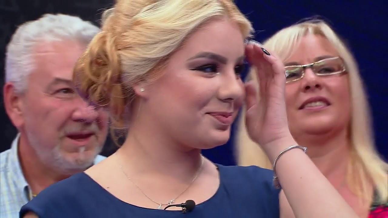 O nouă Etta James, la X Factor! Vocea Anei Tache a răsunat şi nu prea