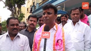 Quthbullapur MLA K P Vivekanand About KCR Schemes | Comments on Congress | Revanth Reddy