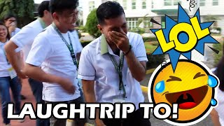 Pass the Action Fun Game | LaughTrip to😜😆 | Pinoy Funny Video | Sumakit ang tiyan ko kakatawa🤣