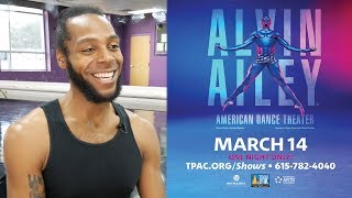 Dance teacher Shabaz Ujima on Alvin Ailey American Dance Theater