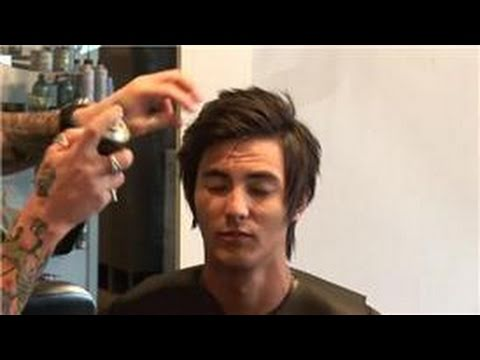 Hair Care for Men : How to Style Medium Hair for Men
