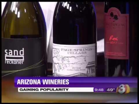 Arizona Wine Country - Kimber Lanning on Good Morning Arizona