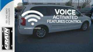 Used 2016 Chrysler Town & Country Little Rock AR Bryant, AR #AC3730