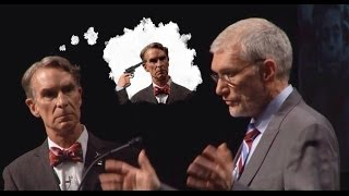 Ken Ham Defeats Himself In 90 Seconds
