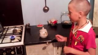 Как зделоть чай в домашних условиях!?