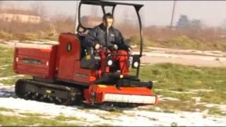Play motocarriola cingolata casorzo tc 500 portata kg for Grillo 507 usato