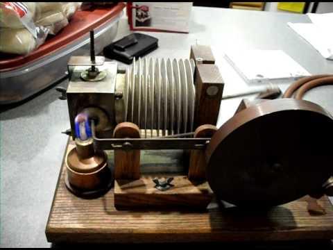 Farklı tasarıma sahip vakumlu motor