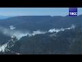 Угроза прорыва самой высокой плотины США: власти эвакуируют тысячи человек