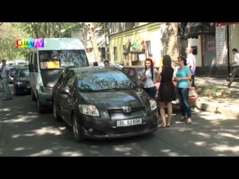 Accident pe 31 august colț cu Armenească