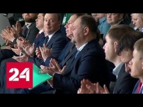 """""""Лидеры России"""" соревнуются в полуфинале - Россия 24"""