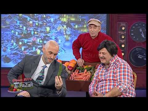 Edi Rama takim me popullin - Al Pazar 1 Janar 2014 - Show Humor - Vizion Plus