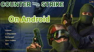 Counter Strike 1.6 On Android How To Download (Hindi/Urdu)