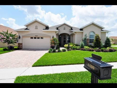 Home for Sale-4400 Erie Street Clermont, FL 34714