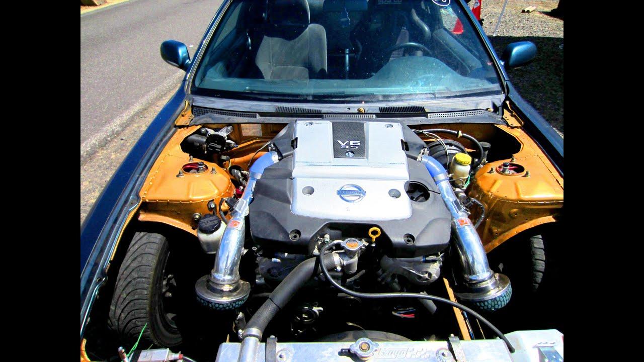 240sx With 350z Swap S14 Zenki With Vq35hr Silvia