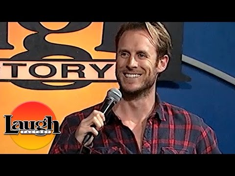 Monty Franklin - American Accent (Stand Up Comedy)