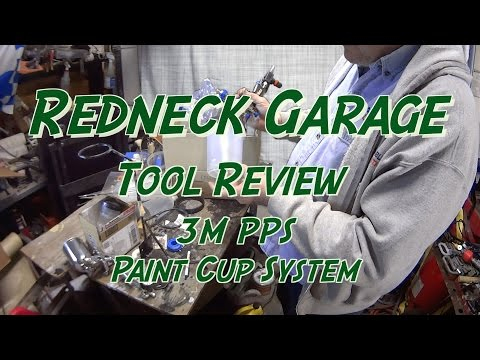 3M PPS Paint Cup System Review