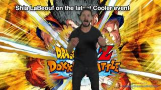 Shia LaBeouf on the latest Cooler event