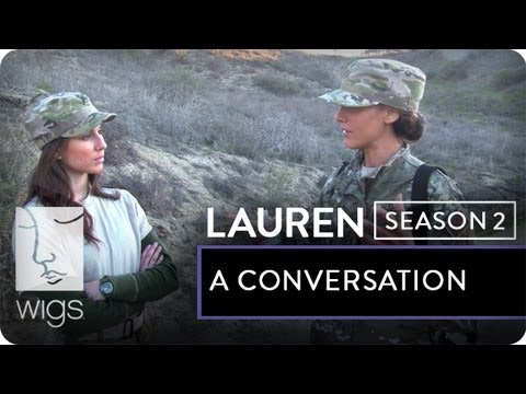 Lauren Season 2: A Conversation with Troian Bellisario & Jennifer Beals | WIGS