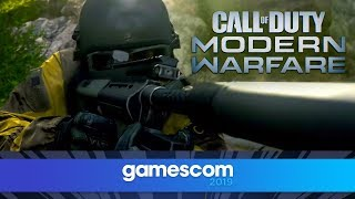 Call of Duty: Modern Warfare - FULL Presentation | Gamescom 2019 | Opening Night Live
