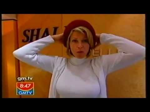 Kate Garraway [GMTV] - Holiday Report Circ. 2003
