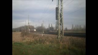 Zugverkehr Karlsruhe-Weiherfeld und Brunnenstück, Freitag 09.12.16
