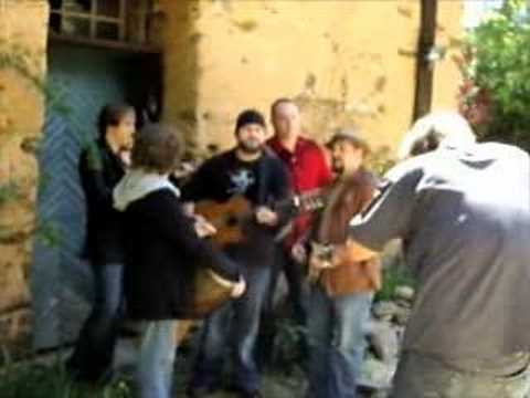 Zac Brown Band - Live Acoustic Jam Session During Photo Shoot
