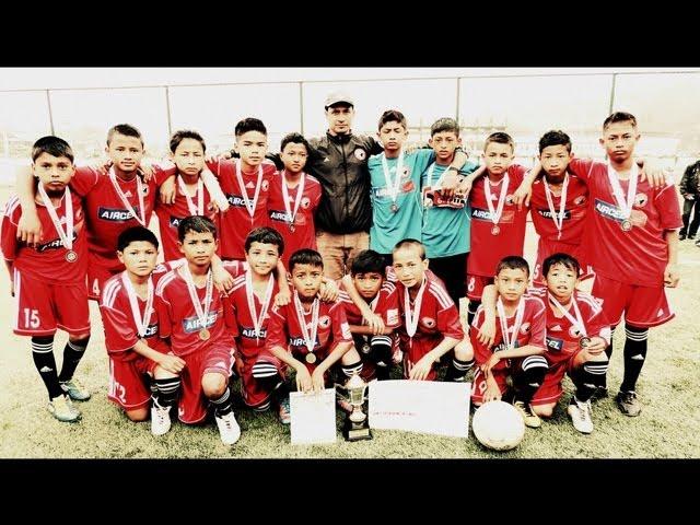 SLFC U-14 vs Umlyngka Final