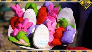 Flaming Peeps (Cool Chemical Experiment)