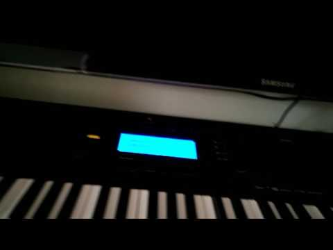 Thoovanam song tutorial on keyboard