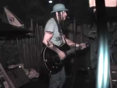 Eric McFadden at Fred's Cafe in Ft Worth TX - Sept 17, 2009