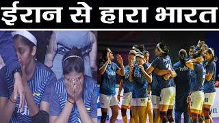 Asian Games 2018: India vs Iran Kabaddi Women's final, India settle for silver | वनइंडिया हिंदी