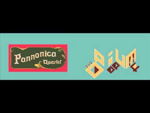 Pannonica Live at Opium 4 (Dutch Radio) 07-08-2015