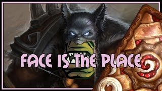 Hearthstone: Face is the place (trap hunter)