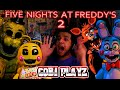 Cobi Playz: Five Nights At Freddy's 2 (FNAF2) BLIND w/Facecam