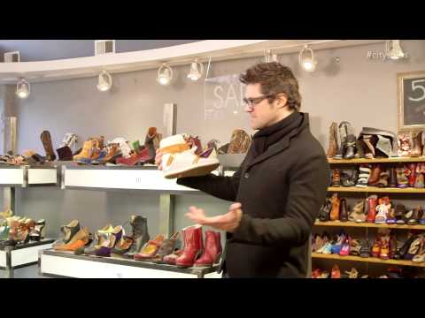 Shopping Sale Shoes Online | How-To | City Soles TV