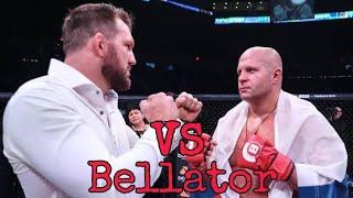 Emelianenko Fedor vs Ryan Bader