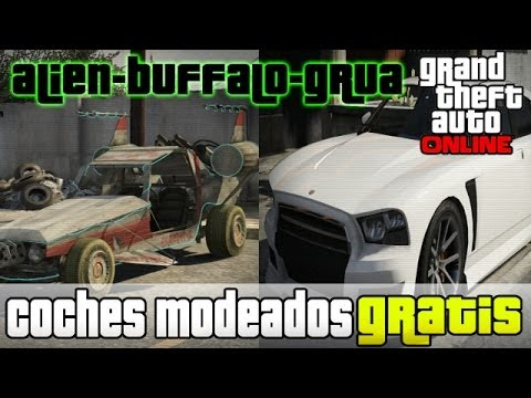 Online Coches Gta v Online Coche Alien