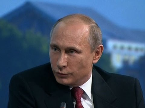 Putin says he will respect Ukraine election results