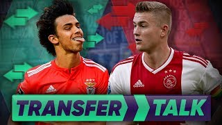 Barcelona Beat Liverpool & Manchester United To Signing Of £75M Ajax Star! | Transfer Talk