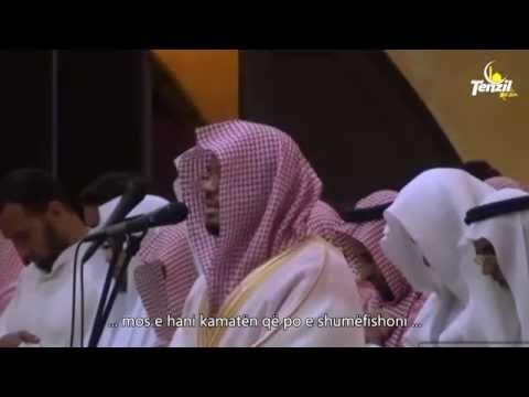 Yasser Al Dossari - Sureja Ali Imran (130-143)