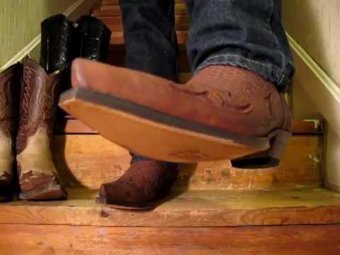New Sendra Boots:  Favorite Black or Brown?