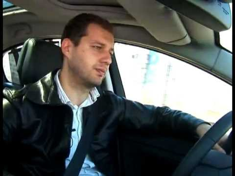 Renault Latitude. Тест-драйв