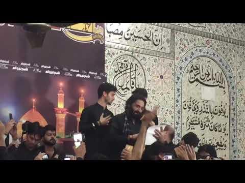 Azadar Nadeem Sarwar Ali Shanawar Ali Jee Azadar 1440 Live Must Watch Must Share
