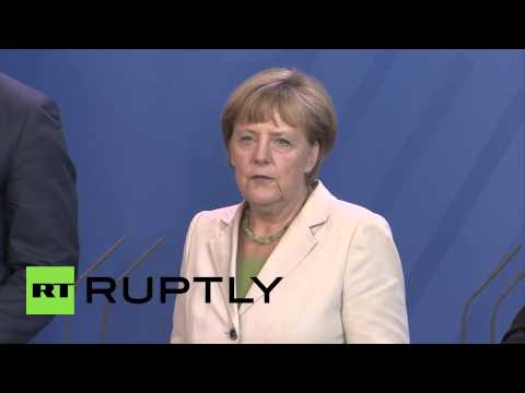 Germany: Merkel threatens Putin with tougher EU sanctions