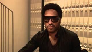 Lenny Kravitz introduce Goccia