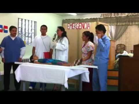 "Drama ""Iglesia en emergencia"""