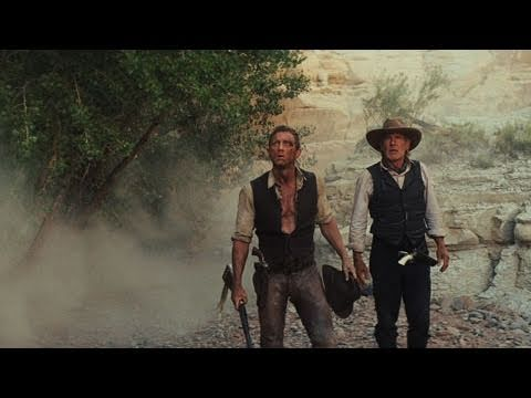 'cowboys And Aliens' Trailer Hd video
