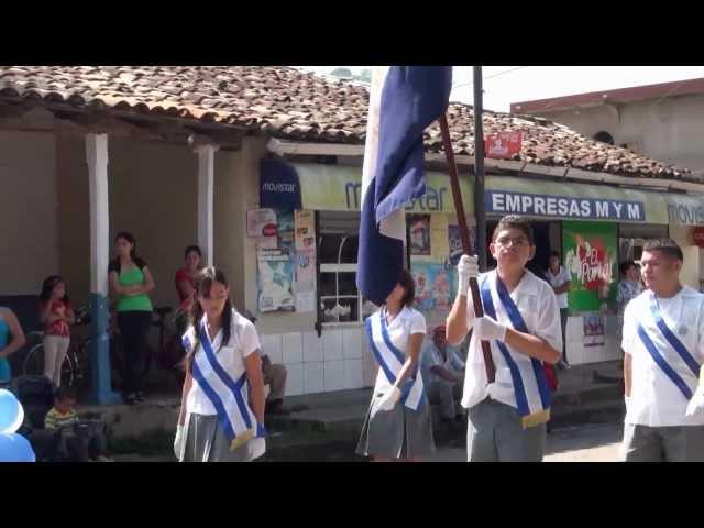 Desfile Cívico en La Reina Chalatenango 2011