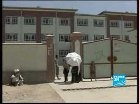 Rebuilding Afghanistan's education system